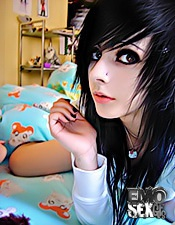Emo alone girl fuck sexy
